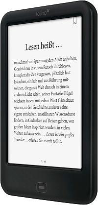 "tolino shine 2 HD eBook-Reader + eBook ""Origin"" / Dan Brown - Produktdetailbild 4"