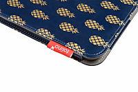 tolino shine 2 HD, Schutztasche in Lederoptik (Farbe:fancy blau) - Produktdetailbild 3