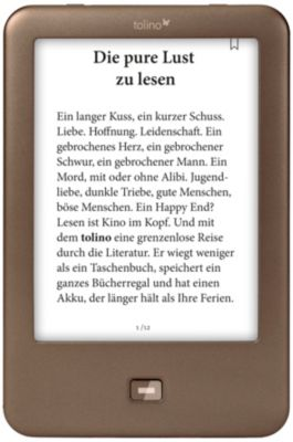 tolino shine eBook-Reader
