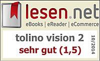 tolino vision 2 eBook-Reader - Produktdetailbild 14