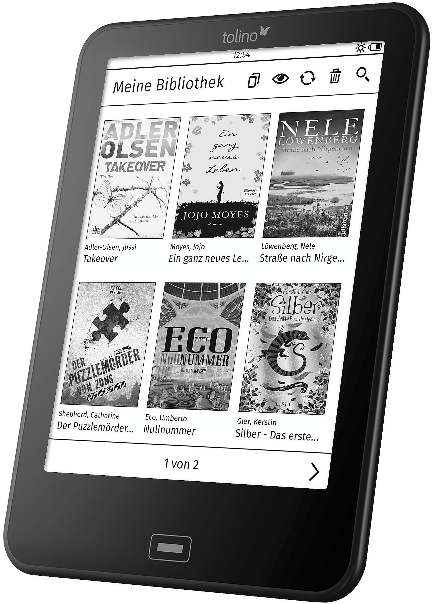 Tolino Vision 3 Hd Ebook Reader Portofrei Bei Weltbild