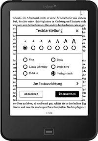 tolino vision 3 HD eBook-Reader - Produktdetailbild 7