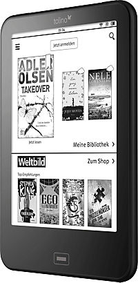 tolino vision 3 HD eBook-Reader - Produktdetailbild 10