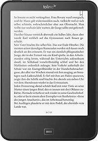 tolino vision 4 HD eBook-Reader - Produktdetailbild 1