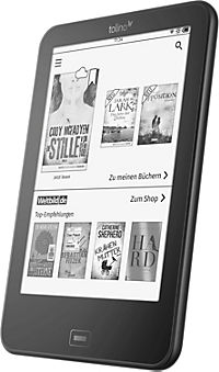 tolino vision 4 HD eBook-Reader - Produktdetailbild 8