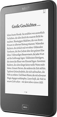 tolino vision 4 HD eBook-Reader - Produktdetailbild 13