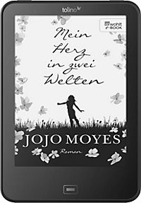 """tolino vision 4 HD eBook-Reader + eBook """"Mein Herz in zwei Welten"""" / Jojo Moyes - Produktdetailbild 1"""