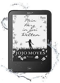 """tolino vision 4 HD eBook-Reader + eBook """"Mein Herz in zwei Welten"""" / Jojo Moyes - Produktdetailbild 3"""