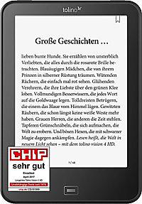 """tolino vision 4 HD eBook-Reader + eBook """"Mein Herz in zwei Welten"""" / Jojo Moyes - Produktdetailbild 6"""