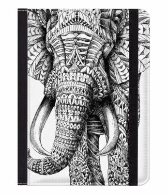 tolino vision, Design - Schutzhülle von caseable - ornate elephant