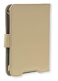 tolino vision, Schutztasche in Lederoptik (Farbe: creme) - Produktdetailbild 6
