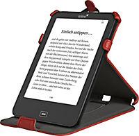 tolino vision, Schutztasche mit Standfunktion (Farbe: rot) - Produktdetailbild 2