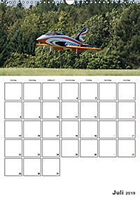 Tollkühne Helden der Lüfte - Modellflugzeuge in Aktion (Wandkalender 2019 DIN A3 hoch) - Produktdetailbild 7