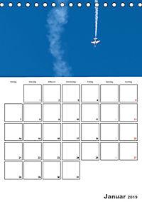 Tollkühne Helden der Lüfte - Modellflugzeuge in Aktion (Tischkalender 2019 DIN A5 hoch) - Produktdetailbild 1