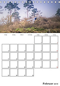 Tollkühne Helden der Lüfte - Modellflugzeuge in Aktion (Tischkalender 2019 DIN A5 hoch) - Produktdetailbild 2