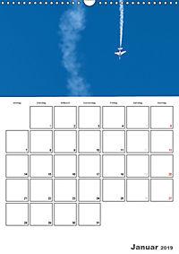 Tollkühne Helden der Lüfte - Modellflugzeuge in Aktion (Wandkalender 2019 DIN A3 hoch) - Produktdetailbild 1