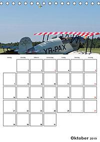 Tollkühne Helden der Lüfte - Modellflugzeuge in Aktion (Tischkalender 2019 DIN A5 hoch) - Produktdetailbild 10