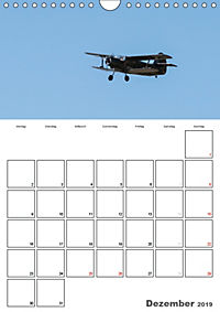 Tollkühne Helden der Lüfte - Modellflugzeuge in Aktion (Wandkalender 2019 DIN A4 hoch) - Produktdetailbild 12