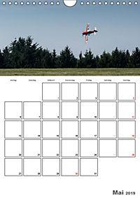 Tollkühne Helden der Lüfte - Modellflugzeuge in Aktion (Wandkalender 2019 DIN A4 hoch) - Produktdetailbild 5