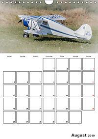 Tollkühne Helden der Lüfte - Modellflugzeuge in Aktion (Wandkalender 2019 DIN A4 hoch) - Produktdetailbild 8
