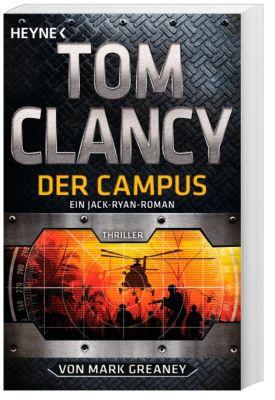 Tom Clancy Der Campus, Mark Greaney