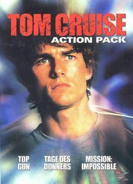 Tom Cruise Action Box, Diverse Interpreten