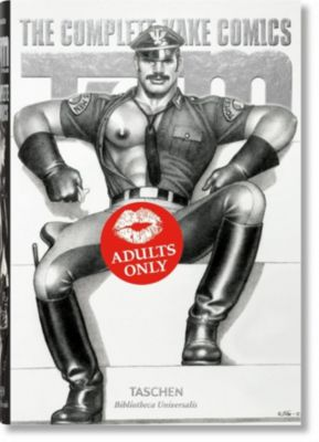 Tom of Finland. The Complete Kake Comics - Dian Hanson |