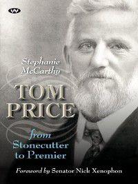 Tom Price, Stephanie McCarthy