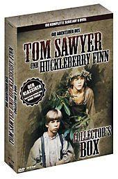 Tom Sawyer & Huckleberry Finn: Collector's Box, Mark Twain
