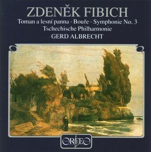 Toman A Lesni Panna/Der Sturm/Sinfonie 3 E-Moll, Albrecht, Tp