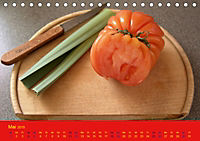 Tomatenkalender 2019 (Tischkalender 2019 DIN A5 quer) - Produktdetailbild 5