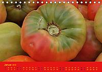 Tomatenkalender 2019 (Tischkalender 2019 DIN A5 quer) - Produktdetailbild 1