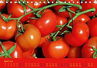Tomatenkalender 2019 (Tischkalender 2019 DIN A5 quer) - Produktdetailbild 4