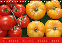 Tomatenkalender 2019 (Tischkalender 2019 DIN A5 quer) - Produktdetailbild 2