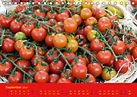Tomatenkalender 2019 (Tischkalender 2019 DIN A5 quer) - Produktdetailbild 9