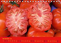 Tomatenkalender 2019 (Tischkalender 2019 DIN A5 quer) - Produktdetailbild 11