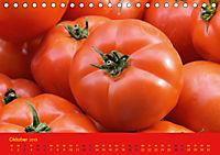Tomatenkalender 2019 (Tischkalender 2019 DIN A5 quer) - Produktdetailbild 10