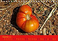 Tomatenkalender 2019 (Tischkalender 2019 DIN A5 quer) - Produktdetailbild 12