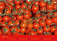 Tomatenkalender 2019 (Wandkalender 2019 DIN A3 quer) - Produktdetailbild 3