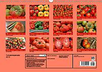 Tomatenkalender 2019 (Wandkalender 2019 DIN A3 quer) - Produktdetailbild 13