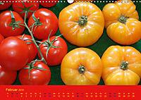 Tomatenkalender 2019 (Wandkalender 2019 DIN A3 quer) - Produktdetailbild 2