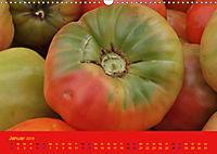 Tomatenkalender 2019 (Wandkalender 2019 DIN A3 quer) - Produktdetailbild 1