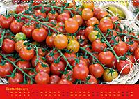 Tomatenkalender 2019 (Wandkalender 2019 DIN A3 quer) - Produktdetailbild 9