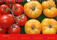 Tomatenkalender 2019 (Wandkalender 2019 DIN A4 quer) - Produktdetailbild 2