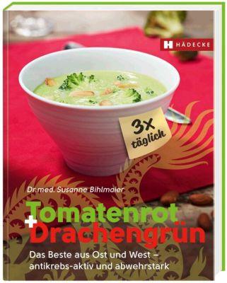 Tomatenrot + Drachengrün: 3x täglich - Susanne Bihlmaier |