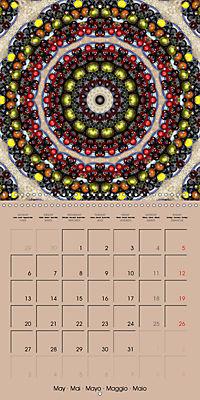 Tomato Kaleidoscope (Wall Calendar 2019 300 × 300 mm Square) - Produktdetailbild 5