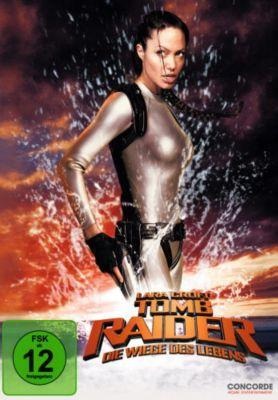 Tomb Raider - Die Wiege des Lebens, Angelina Jolie, Gerard Butler