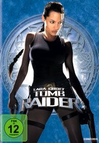 Tomb Raider - Lara Croft, Angelina Jolie, Iain Glen