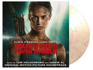 Tomb Raider (Original Soundtrack) (Ltd Klar/Rot Gemixtes Vinyl), Diverse Interpreten