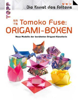 Tomoko Fuse: Origami-Boxen (Die Kunst des Faltens), Tomoko Fuse